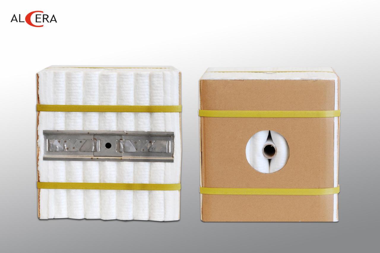 阿尔赛陶瓷纤维衍生品二:陶瓷纤维组块及其应用
