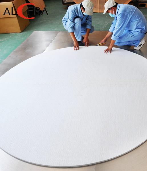 1600多晶纤维毯